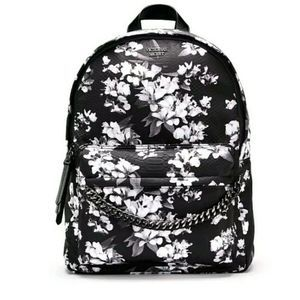 VICTORIA'S SECRET   MIDNIGHT BLOOMS CITY BACKPACK
